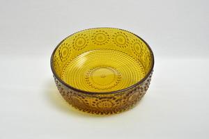 Skål, Grapponia, amber,  NS