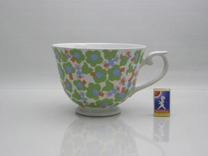 Kaffekopp, stor, Reklam(SÅLD)