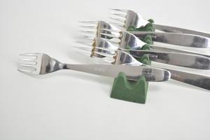 Haarukat 6 kpl, ruoka, Scandia/Ideal, KF