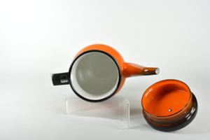 Kahvipannu, 1,75l, Messikalle (Sjöman), laavanpunainen, SP(MYYTY)