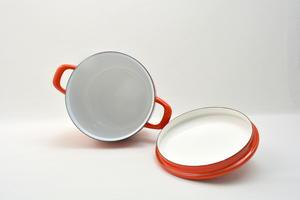 Gryta 2,0 lit, Maaret, röd, Arabia(Finel) RU