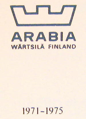 Kattila 1,5 l, Kehrä, Arabia, (Finel) RU