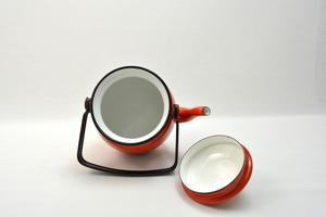 Kahvipannu 1,5 l, Maaret, punainen, (Primavera) RU