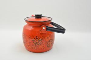 Kaffepanna 1,5 l, Maaret, röd (Primavera), RU