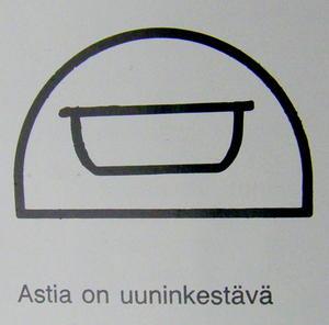 Ungsfast form med lock, Kilta,  grön, KF (SÅLD)