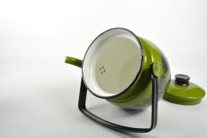 Kahvipannu, Finel, Maaret (Primavera), vihreä, RU(MYYTY)
