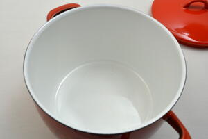 Kattila 3,5 l, Maaret punainen, Arabia (Finel) RU