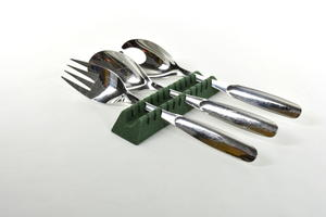 Sallad-Serveringsbestic 3 delar, Savonia, AB