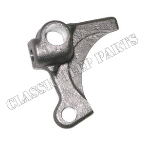 Shift fork high and intermediate with screw T84