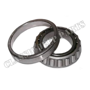 Wheel roller bearing cup and cone Dana 25