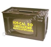 Ammunitionsbox Kaliber .50 NOS