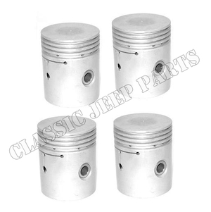 Piston and pin set .030 oversize