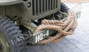 Tow rope approx. 21,5 feet