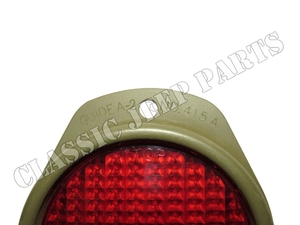 "Reflex reflector ""Guide"" oval FORD GPW"