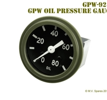 Oljetrycksmätare FORD GPW