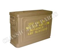 Ammunitionsbox Kaliber .30 Renoverad