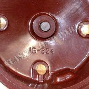 Fördelarlock brunt IG-324