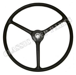 Steering Wheel green early SHELLER-script FORD GPW