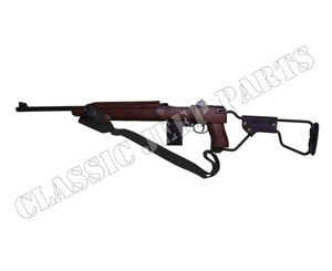 "M1A1 Carbine 1942 folding with web strap ""AIRBORNE"""