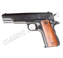 Colt 45 government med trähandtag