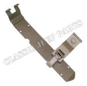 Grease gun bracket