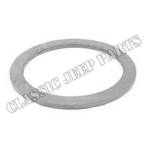 Master brake cylinder filler cap  gasket