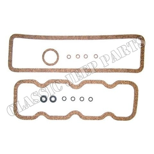 Gasket kit rocker arm and valve cover F-head engine 4-cyl