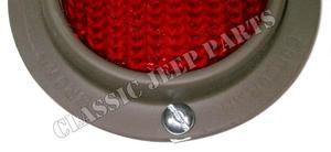 Screws washers nuts 4 reflex reflectors
