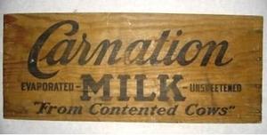 Kondenserad Mjölk