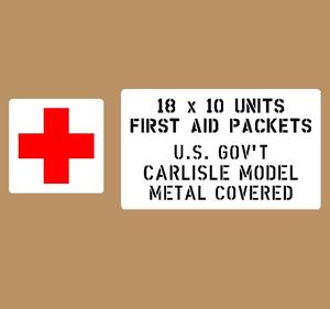 Första Hjälpen Förband 18x10 st