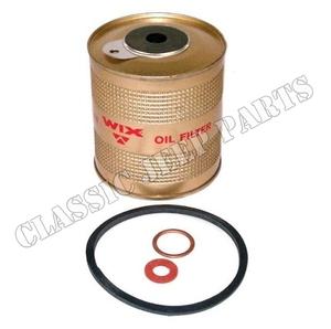 Oljefilter med packningar CJ2A/3A/3B/5/6