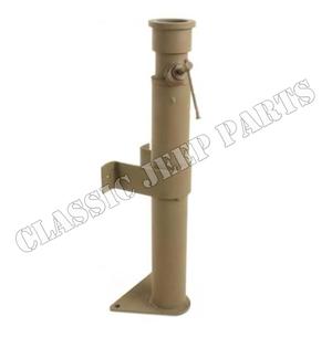 Piedestal fotsteg för Browning Kaliber .30