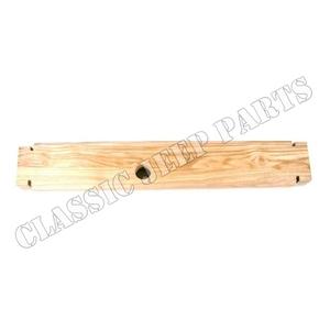 Wood filler front bumper FORD GPW