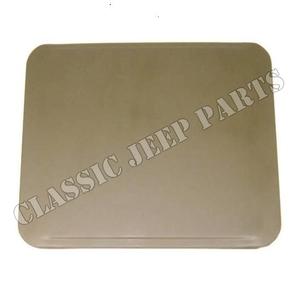 Seat pan lower passenger seat