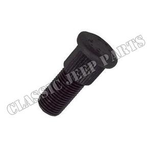 Wheel hub bolt right hand tread MB/GPW/CJ2A/3A/M38