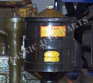FRAM decal set oil filter WILLYS MB
