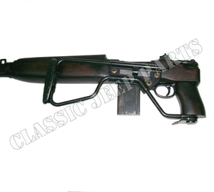 """M1A1 Karbin hopfällbar """"AIRBORNE"""" Ålderspatinerad med ordnancestämpel"""