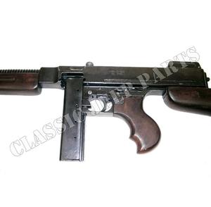 M1928  Thompson militär kulsprutepistol Ålderspatinerad med ordnancestämpel