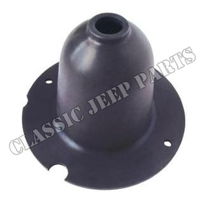 Rubber boot gearshift lever T84
