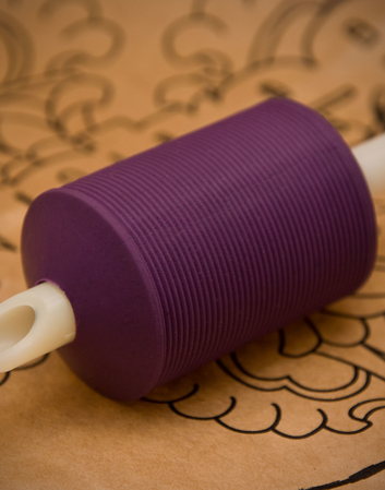 Disposable Tubes 5 magnum Tip 32mm