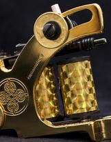 GOLDENMATIC - 24k Gold Rollomatic Edition