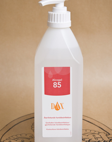 Alcogel 600ml pump
