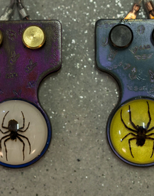 Lucky Supply Limited Edition Footswitch Spider
