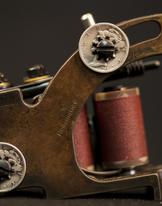 Rollomatic Liner Antiqued Frame