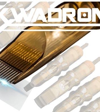 13 Round Magnum Kwadron Cartridges 20pcs