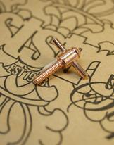 T Tube vice screw - Copper