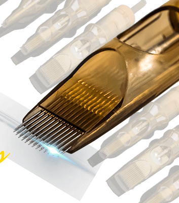 13 Round Liner Turbo 0,35 Kwadron Cartridges 20pcs