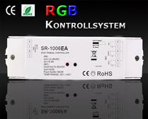 SR-1006EA RGB Mottagare 3x8A