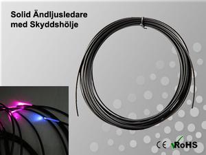 Fibertråd Skyddshölje Ändljus 1,5mm
