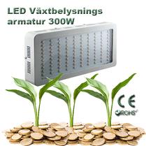 Led Växtbelysningsarmatur 300W